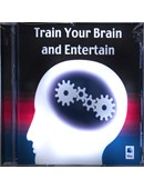 Train Your Brain And Entertain CD ROM Trick