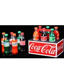 TRANSFER SODA BOTTLES Trick
