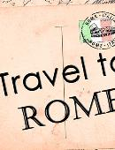 Travel to Rome Magic download (video)