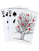Tree Card Monte Trick