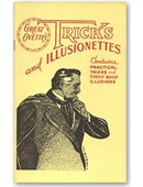 Tricks and Illusionettes Book