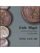Trinity Coin Set DVD