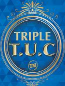Triple TUC (Walking Liberty Half Dollar) Trick