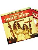 Twisted Sisters 2.0   DVD