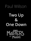 Two Up & One Down Magic download (video)