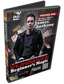 Ultimate Beginner Magic DVD
