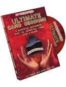 Ultimate Card Sessions - Volume 4 - Ultimate Sleights Edition DVD