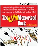 Unmemorized Deck DVD