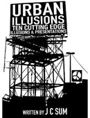 Urban Illusions Book