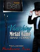 Vanishing Metal Cane (Black) Trick