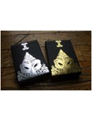 Venexiana Dark Masked Deck of cards