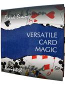 Versatile Card Magic Revisited Book