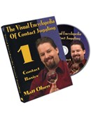 Visual Encyclopedia of Contact Juggling Volume 1 DVD