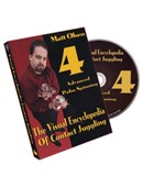 Visual Encyclopedia of Contact Juggling #4 DVD