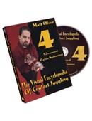Visual Encyclopedia of Contact Juggling #4 DVD
