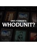 Whodunit magic by David Forrest