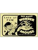 Wonder Mouse Trick