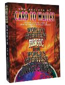 World's Greatest Magic - Card To Wallet DVD or download