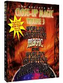 World's Greatest Magic - Close Up Magic 3 DVD or download