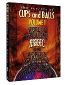 World's Greatest Magic - Cups and Balls 1 DVD or download