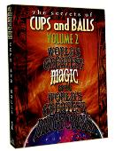 World's Greatest Magic - Cups and Balls 2 DVD or download