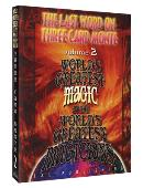 World's Greatest Magic - Three Card Monte 2 DVD or download