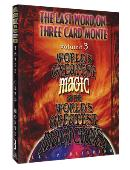 World's Greatest Magic - Three Card Monte 3 DVD or download