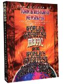 World's Greatest Magic - Torn And Restored Newspaper DVD or download