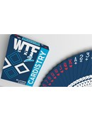 WTF Cardistry 2 Spelling Deck Deck of cards