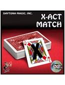 X ACT Match Trick