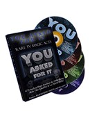 You Asked For It- Rare TV Magic Acts DVD