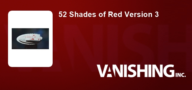 52 Shades of Red Version 3