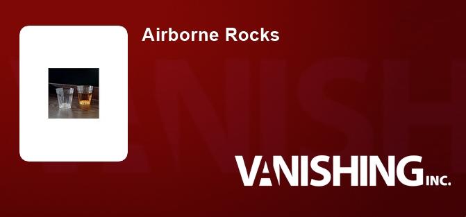 Airborne Rocks