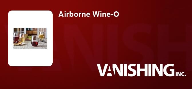 Airborne Wine-O