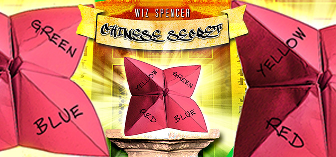 Chinese Secret