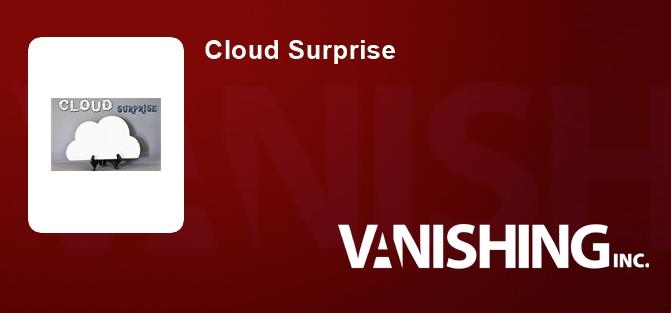 Cloud Surprise