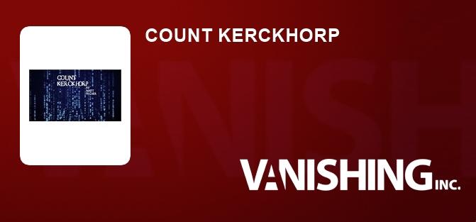 COUNT KERCKHORP