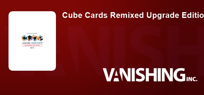 Cube Cards Remixed Upgrade Edition