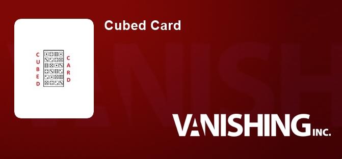 Cubed Card