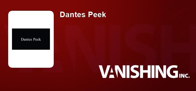 Dantes Peek