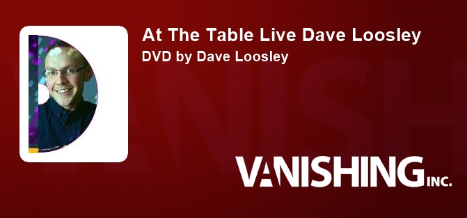 Dave Loosley Live Lecture DVD
