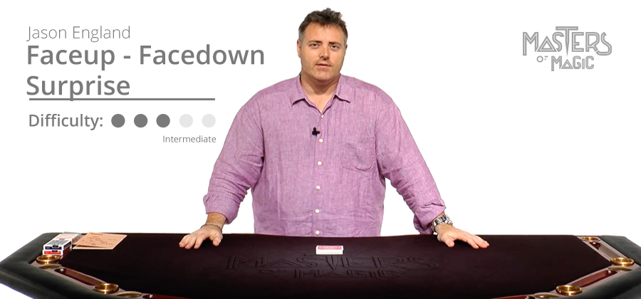 Faceup - Facedown Surprise