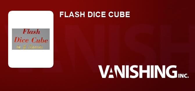 FLASH DICE CUBE
