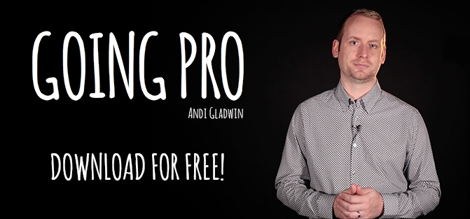 Going Pro (Free)