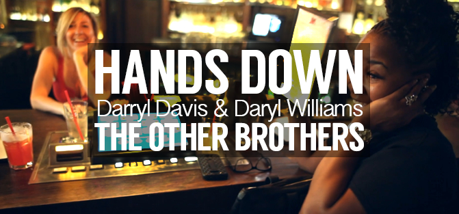 Image result for Hands Down by Darryl Davis & Daryl Williams