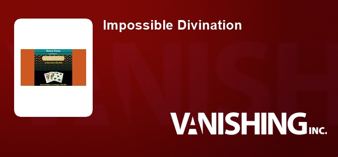 Impossible Divination
