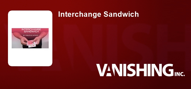 Interchange Sandwich