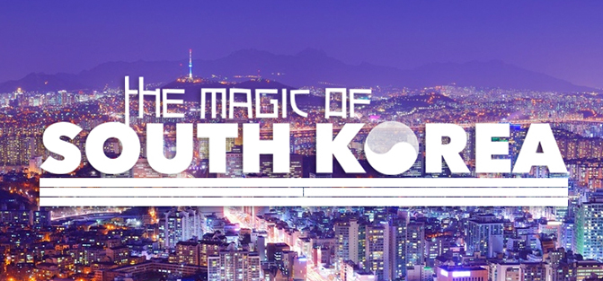 Magic of South Korea Bundle