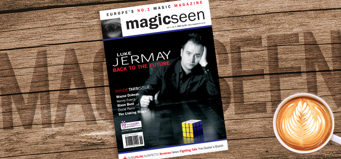 Magicseen Magazine - January 2006
