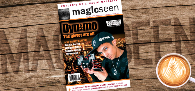 Magicseen Magazine - January 2007